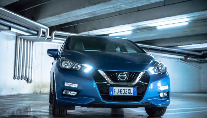[VIDEO] Prova Nissan Micra 2018 da 71CV: anche per neopatentati! - Foto 19 di 28