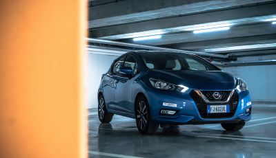 [VIDEO] Prova Nissan Micra 2018 da 71CV: anche per neopatentati!