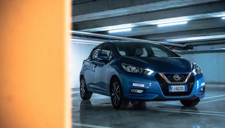 [VIDEO] Prova Nissan Micra 2018 da 71CV: anche per neopatentati! - Foto 20 di 28