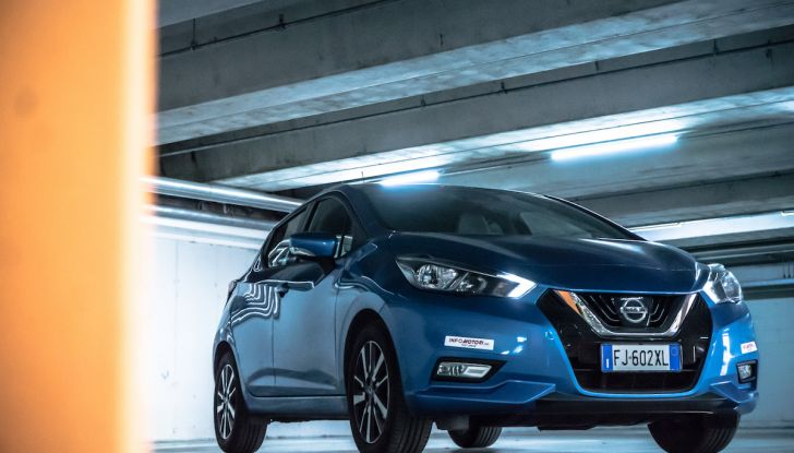[VIDEO] Prova Nissan Micra 2018 da 71CV: anche per neopatentati! - Foto 1 di 28