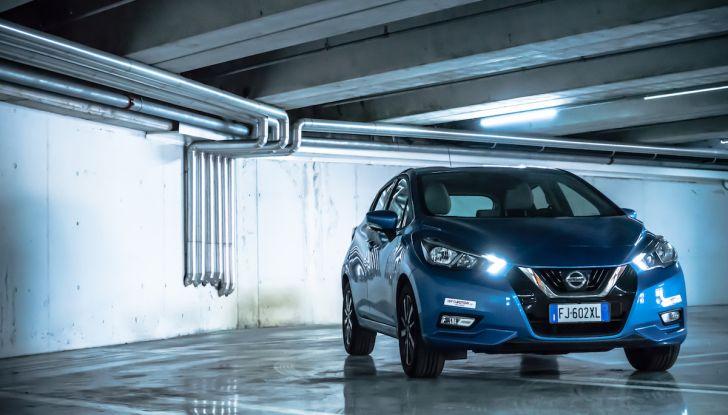 [VIDEO] Prova Nissan Micra 2018 da 71CV: anche per neopatentati! - Foto 21 di 28