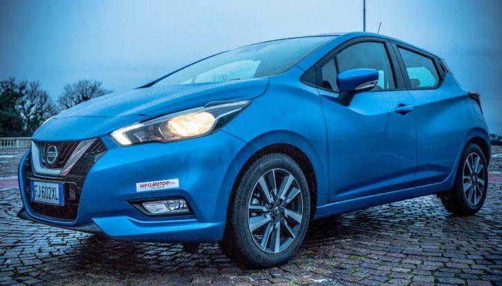 [VIDEO] Prova Nissan Micra 2018 da 71CV: anche per neopatentati! - Foto 12 di 28
