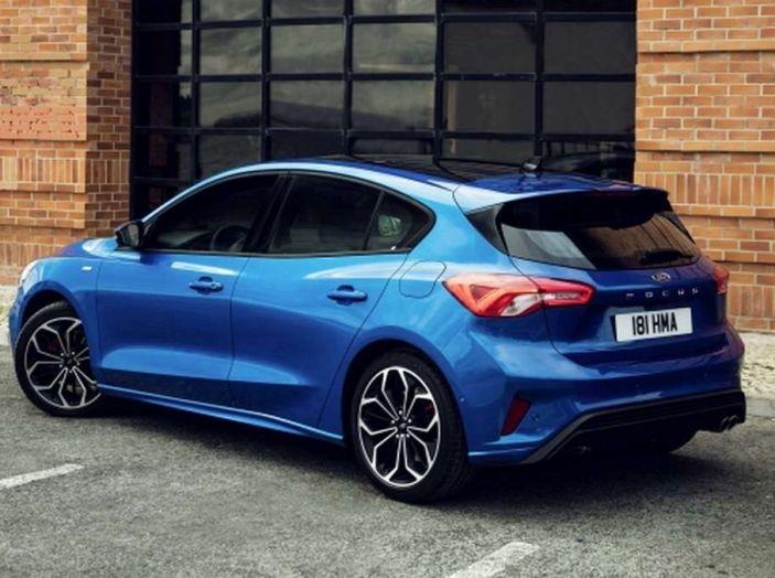 Nuova Ford Focus 2018: tutto quello che è bene sapere sul nuovo modello - Foto 2 di 20