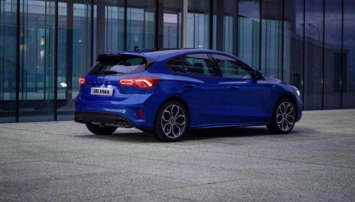 Nuova Ford Focus 2018: tutto quello che è bene sapere sul nuovo modello - Foto 10 di 20