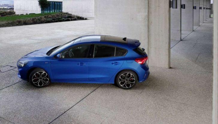 Nuova Ford Focus 2018: tutto quello che è bene sapere sul nuovo modello - Foto 11 di 20