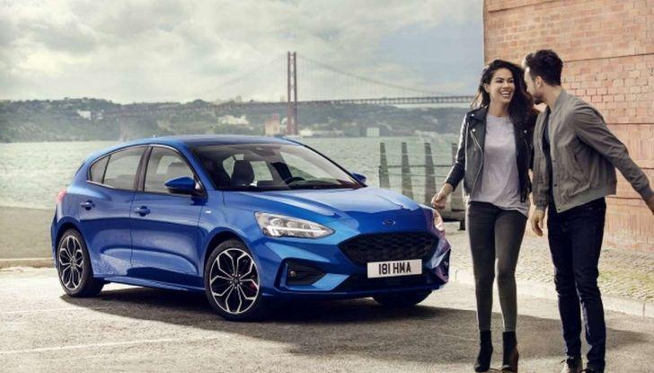 Nuova Ford Focus 2018: tutto quello che è bene sapere sul nuovo modello - Foto 6 di 20