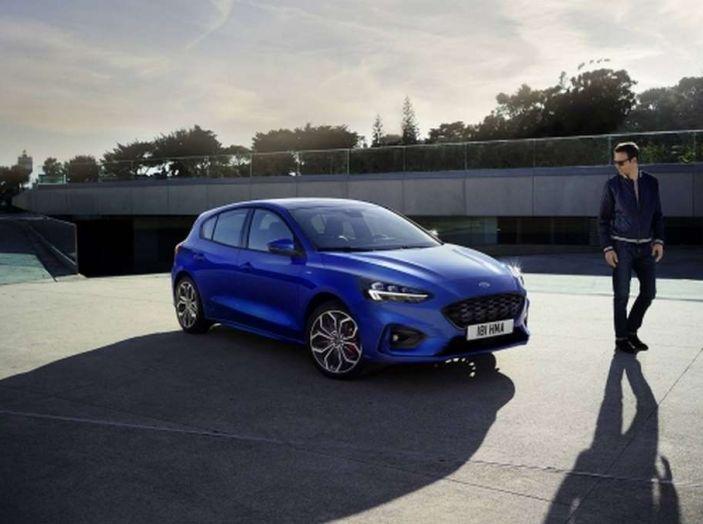 Nuova Ford Focus 2018: tutto quello che è bene sapere sul nuovo modello - Foto 14 di 20