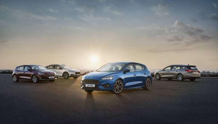 Nuova Ford Focus 2018: tutto quello che è bene sapere sul nuovo modello - Foto 16 di 20