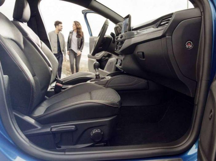 Nuova Ford Focus 2018: tutto quello che è bene sapere sul nuovo modello - Foto 17 di 20