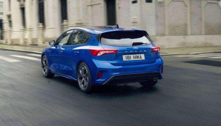 Nuova Ford Focus 2018: tutto quello che è bene sapere sul nuovo modello - Foto 18 di 20