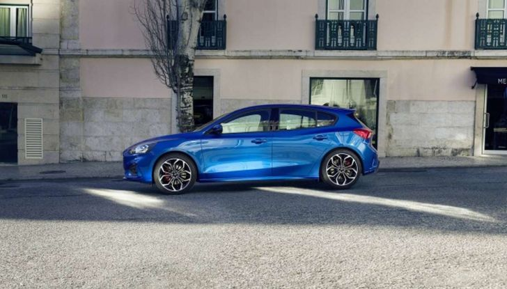 Nuova Ford Focus 2018: tutto quello che è bene sapere sul nuovo modello - Foto 19 di 20
