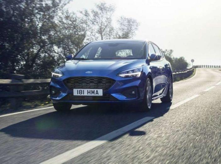 Ford Driving University 2018, il corso di guida sicura Ford - Foto 3 di 20