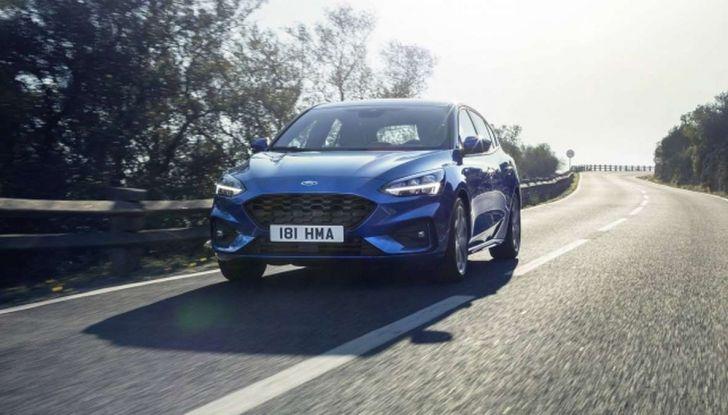 Nuova Ford Focus 2018: tutto quello che è bene sapere sul nuovo modello - Foto 3 di 20
