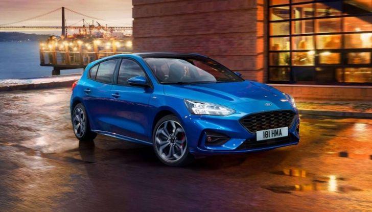 Nuova Ford Focus 2018: tutto quello che è bene sapere sul nuovo modello - Foto 20 di 20