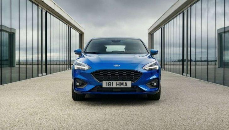 Nuova Ford Focus 2018: tutto quello che è bene sapere sul nuovo modello - Foto 4 di 20
