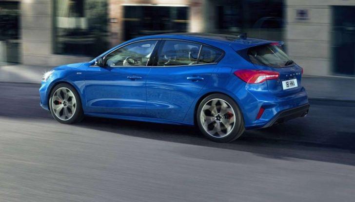 Nuova Ford Focus 2018: tutto quello che è bene sapere sul nuovo modello - Foto 7 di 20