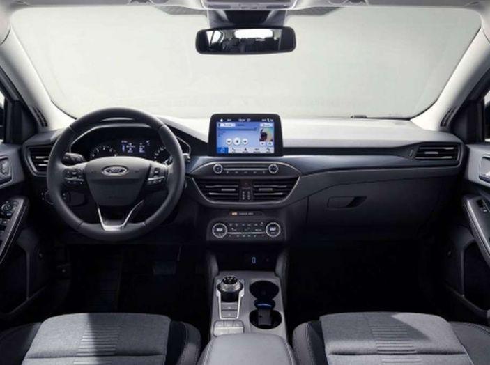 Nuova Ford Focus 2018: tutto quello che è bene sapere sul nuovo modello - Foto 8 di 20