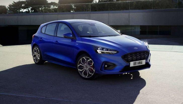 Nuova Ford Focus 2018: tutto quello che è bene sapere sul nuovo modello - Foto 9 di 20