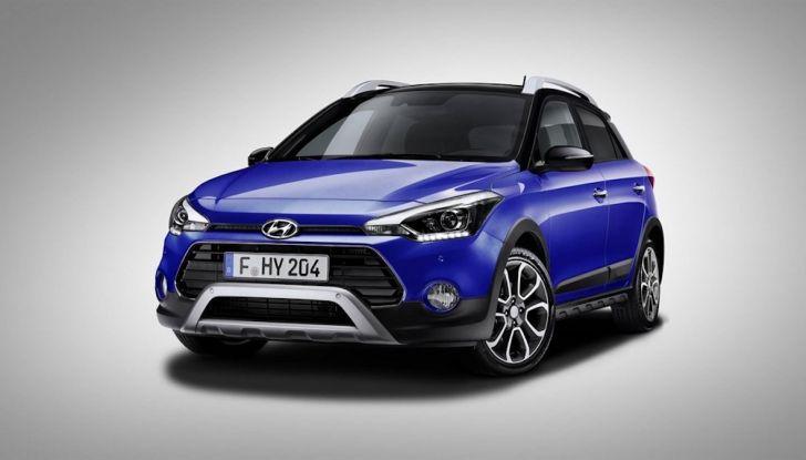 Hyundai i20 2018: più colore, nuovi motori e aggiornamenti tecnologici - Foto 1 di 14