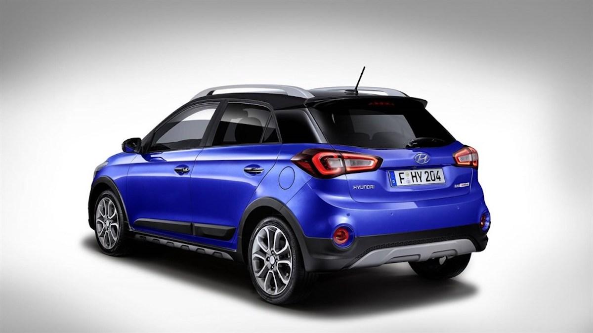 Hyundai i20 2018 Active Restyling