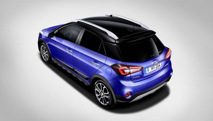 Hyundai i20 2018: più colore, nuovi motori e aggiornamenti tecnologici - Foto 3 di 14