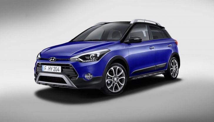 Hyundai i20 2018: più colore, nuovi motori e aggiornamenti tecnologici - Foto 5 di 14