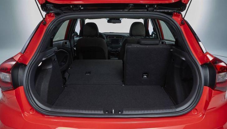 Hyundai i20 2018: più colore, nuovi motori e aggiornamenti tecnologici - Foto 8 di 14