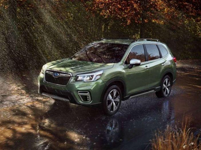 Nuova Subaru Forester 2018, informazioni e dati tecnici - Foto 12 di 18