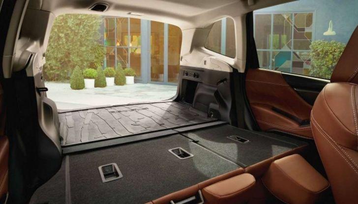 Nuova Subaru Forester 2018, informazioni e dati tecnici - Foto 14 di 18