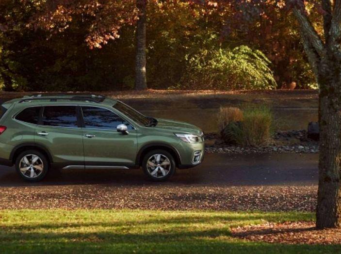 Nuova Subaru Forester 2018, informazioni e dati tecnici - Foto 17 di 18