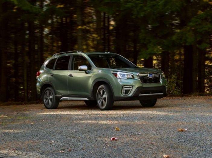 Nuova Subaru Forester 2018, informazioni e dati tecnici - Foto 18 di 18