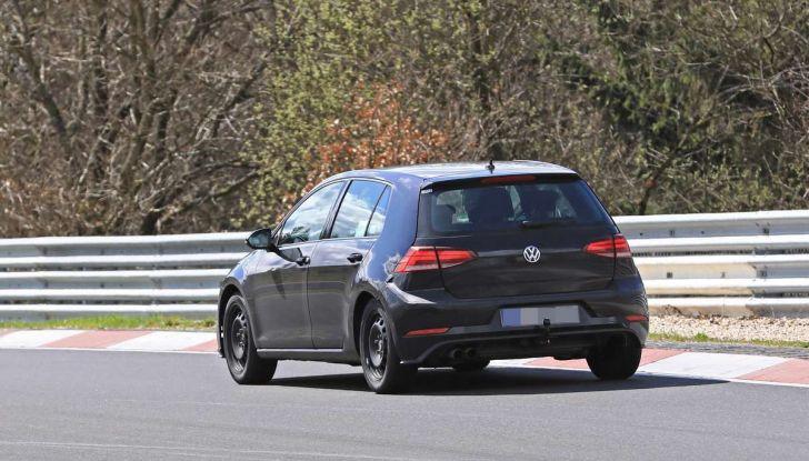Volkswagen Golf 8 arriva nel 2019: tutte le informazioni sul nuovo modello - Foto 11 di 19