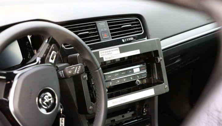 La prossima Volkswagen Golf sarà mild hybrid a 48 Volt - Foto 13 di 19