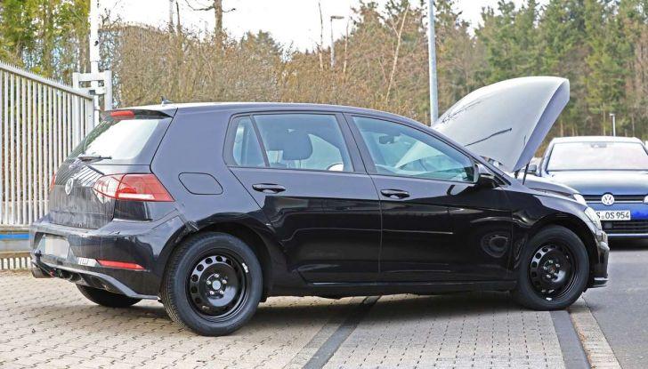 La prossima Volkswagen Golf sarà mild hybrid a 48 Volt - Foto 2 di 19