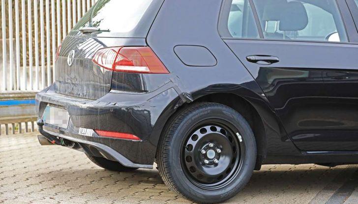 La prossima Volkswagen Golf sarà mild hybrid a 48 Volt - Foto 14 di 19