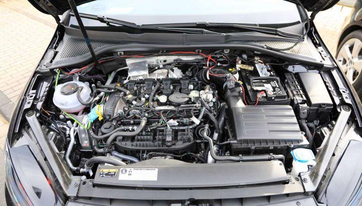 La prossima Volkswagen Golf sarà mild hybrid a 48 Volt - Foto 15 di 19