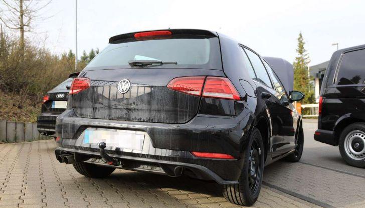 La prossima Volkswagen Golf sarà mild hybrid a 48 Volt - Foto 18 di 19