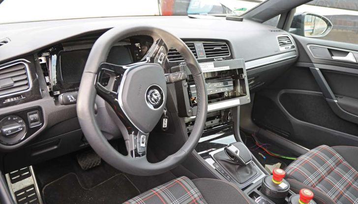 La prossima Volkswagen Golf sarà mild hybrid a 48 Volt - Foto 19 di 19