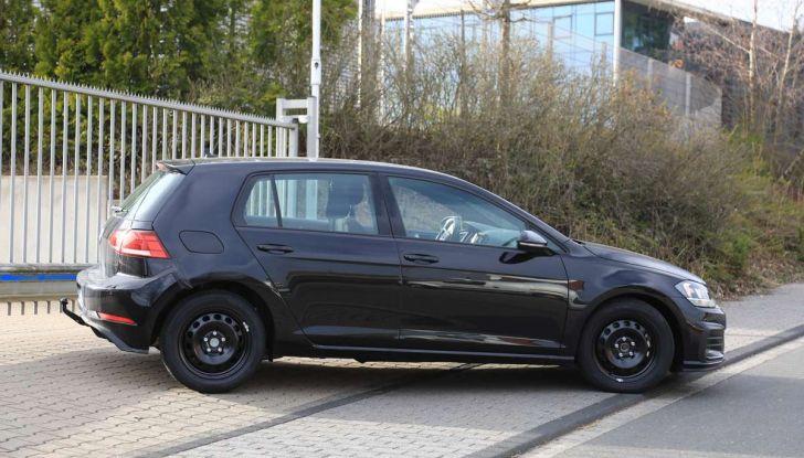 La prossima Volkswagen Golf sarà mild hybrid a 48 Volt - Foto 5 di 19