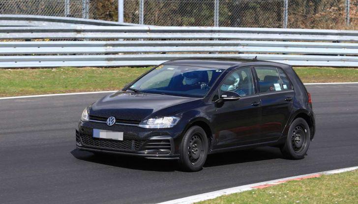 La prossima Volkswagen Golf sarà mild hybrid a 48 Volt - Foto 6 di 19