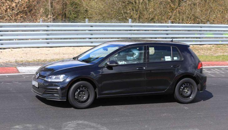 La prossima Volkswagen Golf sarà mild hybrid a 48 Volt - Foto 7 di 19