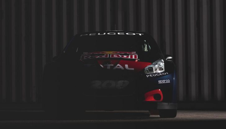 Bruno FAMIN (Direttore Peugeot Sport) sul campionato WRX - Foto  di