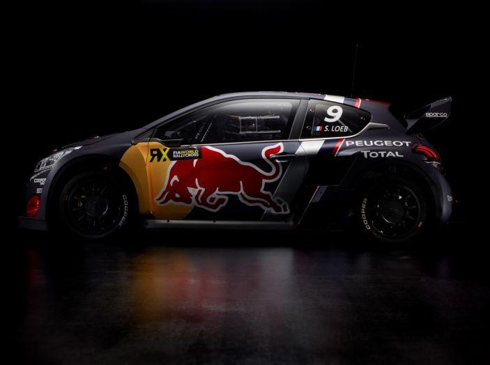 Kenneth HANSEN (Team manager Peugeot Total nel WRX): quest'anno si cambia - Foto 1 di 1