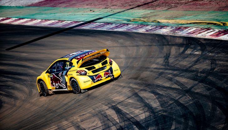 Kenneth Hansen (team principal Peugeot Total) sul week end a Barcellona - Foto  di