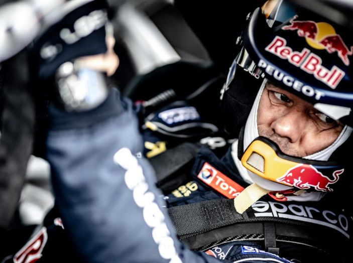 La classifica della gara WRX di Barcellona, dove Loeb (Peugeot) è arrivato secondo - Foto 1 di 1