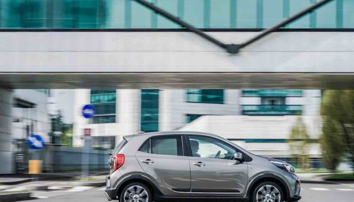 Prova Kia Picanto X-Line 2018: agile, scattante e senza compromessi! - Foto 5 di 20