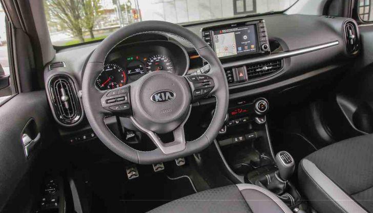 Prova Kia Picanto X-Line 2018: agile, scattante e senza compromessi! - Foto 17 di 20