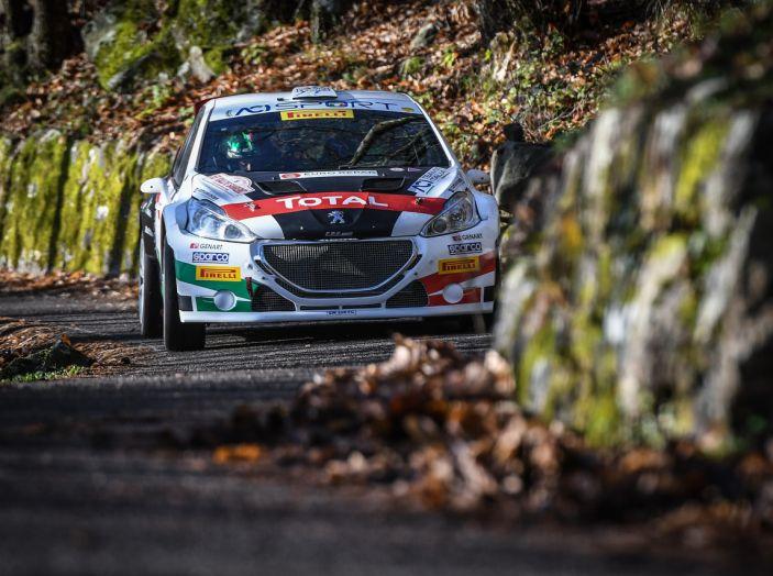 Marco Pollara (Peugeot 208 T16) deluso a Sanremo - Foto 2 di 5