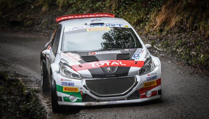 Marco Pollara (Peugeot 208 T16) deluso a Sanremo - Foto 4 di 5