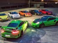 Vendite Porsche 911 e Cayenne ferme per soddisfare gli standard sulle emissioni